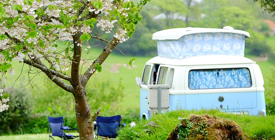 Welcome to  Heligan Caravan and Camping Park