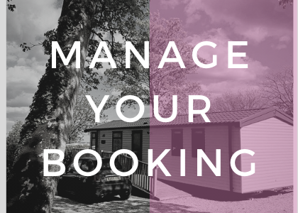 Manage your booking here
