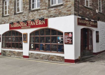 The Harbour Tavern, Mevagissey