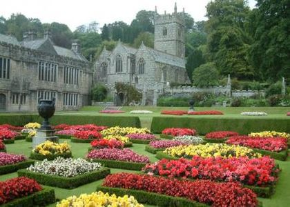 National Trust Lanhydrock