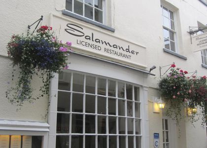 The Salamander, Mevagissey